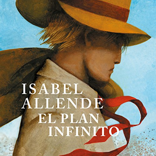 El plan infinito [The Infinite Plan] audiobook cover art