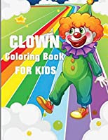 Clown Coloring Book