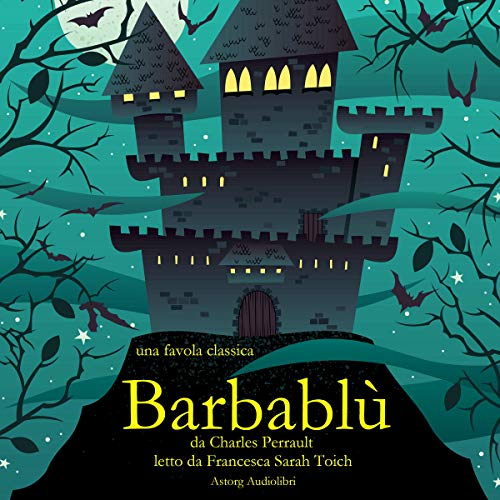 Barbablù audiobook cover art