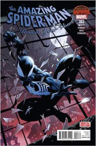 Secret Wars, Tome 3 : Spider-Man