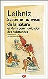 Système nouveau de la nature et de la communication des substances et autres textes : 1690-1703