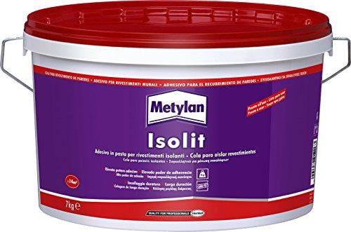 Metylan 11151 Isolit kg.7, Bianco