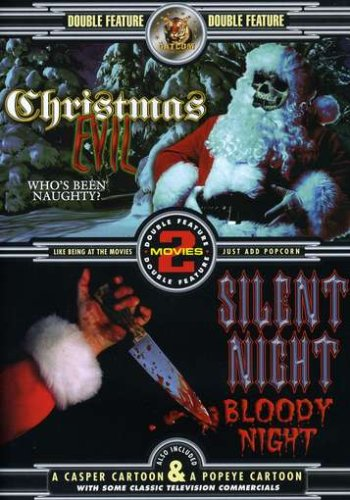 Christmas Evil / Silent Night, Bloody Night (Double Feature)