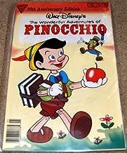 Walt Disney's The Wonderful Adventures of Pinocchio #1 (50th Anniversary Edition)