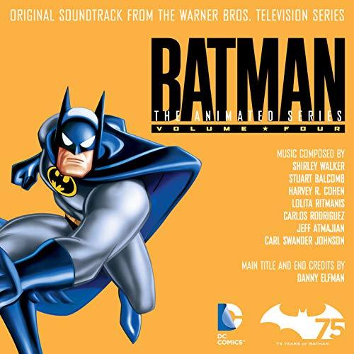 Batman: The Animated Series Main Title (Piano Version)