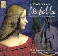 Songbook for Isabella