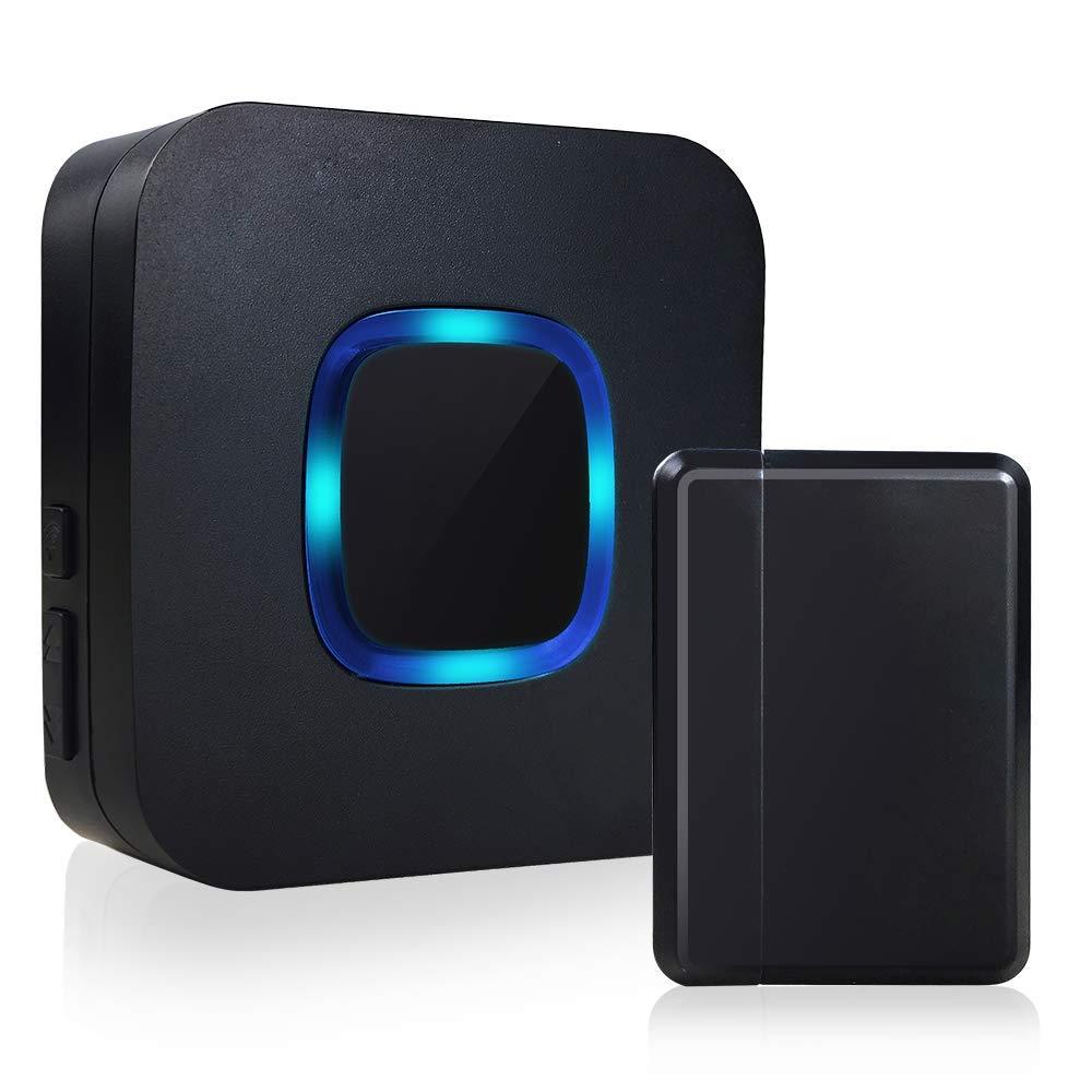 Wireless Doorbell Security Indicators Operated