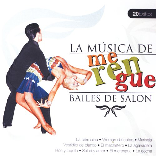 Bailes De Salón Merengue (Ballroom Dance Merengue)