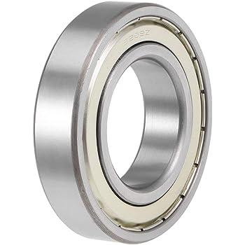 80 mm OD Double Shielded NTN   6208ZZ 18 mm Width NTN Bearing 6208ZZ Single Row Deep Groove Radial Ball Bearing Steel Cage 40 mm Bore ID Normal Clearance