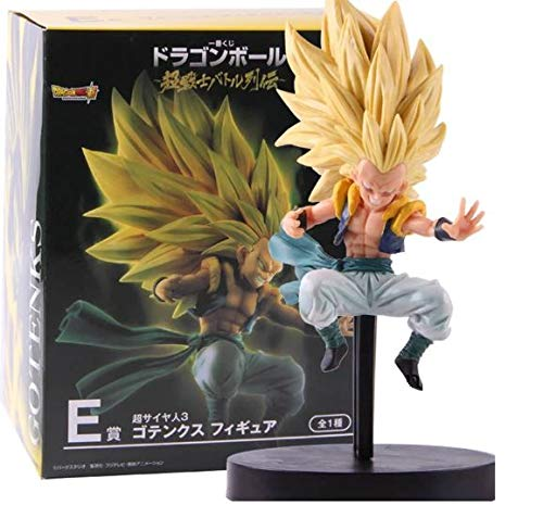 Figura Super Saiyan Gotenks Dragon Ball Z DBZ Figure tamano 17 cm DB DBZ Super coleccion muneco