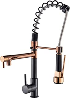 Best kitchen tap rose gold Reviews