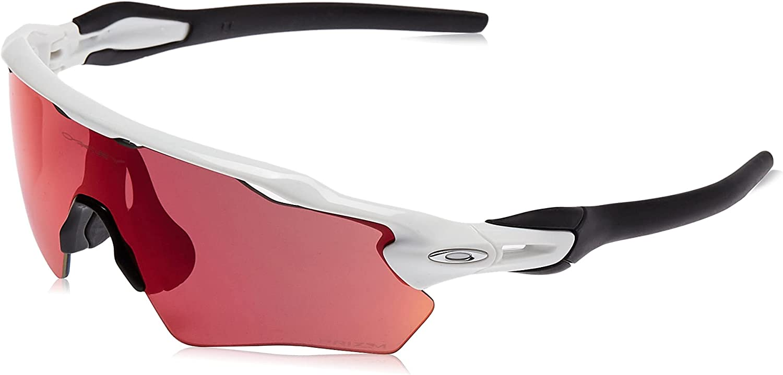 Oakley Boys' Oj9001 Radar Ev Xs Path Rectangular Sunglasses
