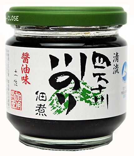 加用物産  『四万十川川のり佃煮醤油味』
