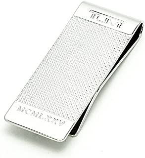 (トゥミ)TUMI 12602SLV チェンバース メンズ マネークリップ シルバー [並行輸入品]
