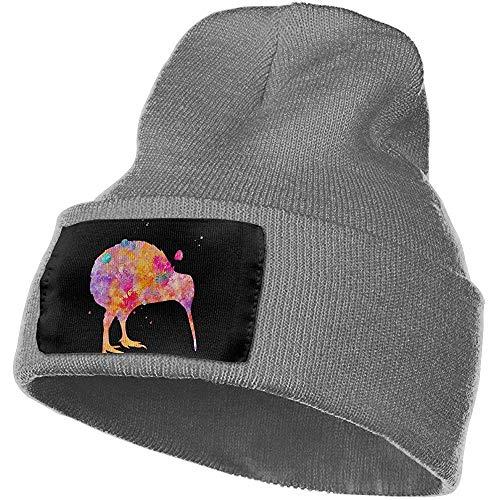 Dora Will Kiwi Bird Art Männer & Frauen Strickmützen Stretchy & Soft Beanie Cap Hat Beanie