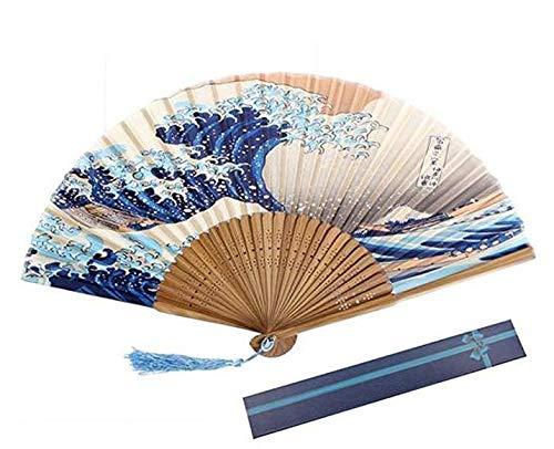 Fendii Ventilateur de Vent Chinois Décoration de la Maison