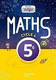 Mission Indigo mathématiques cycle 4 / 5e - Livre élève - Nouveau...