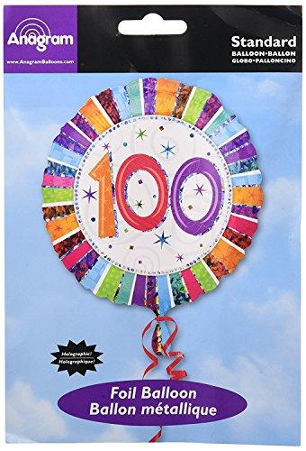 BIGIEMME S.R.L. Palloncino Buon Compleanno 100