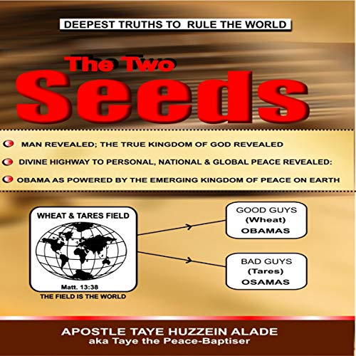 The Two Seeds audiobook cover art