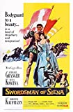 Swordsman of Siena Movie Poster Masterprint (60,96 x 91,44