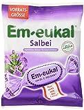Em-Eukal Salbei-Bonbons m.Zucker, 12er Pack (12 x 150 g Beutel)