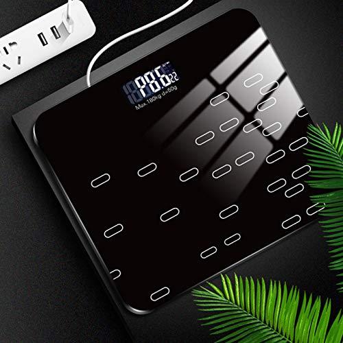 MHBY Báscula de Peso, báscula electrónica y de batería S