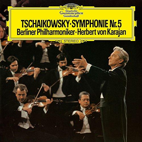 Tschaikowsky: Symphonie 5 [Vinilo]