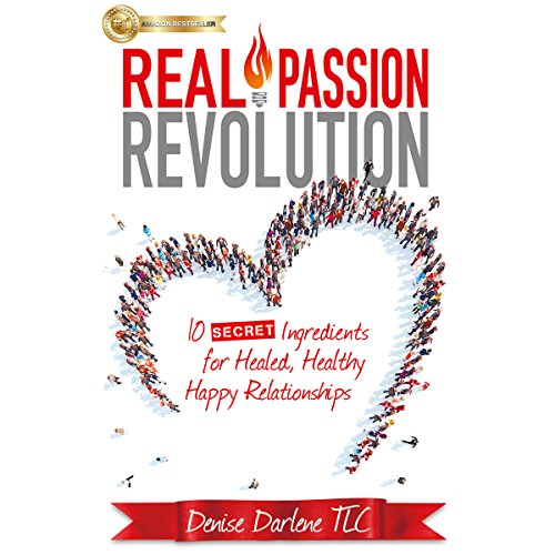 Real Passion Revolution audiobook cover art