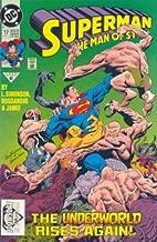 Superman: The Man of Steel #17