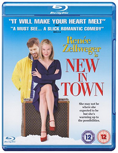 ENTERTAINMENT IN VIDEO New In Town [BLU-RAY]