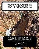Wyoming Calendar 2021