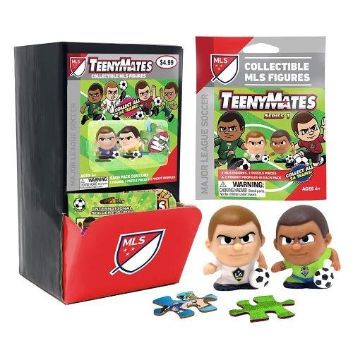 Teenymates - MLS Major League Soccer, Figurines Mystery Lot (32 Packs), Series 1