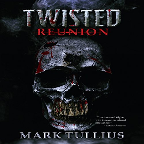 Twisted Reunion audiobook cover art
