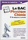 Je me teste sur... Le BAC Physique-Chimie Tle S (logiciel d'autoévaluation inclus)