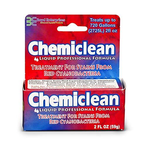 Boyd Entreprises Abe16755 Chemiclean Liquide pour Aquarium, 56,7 Gram