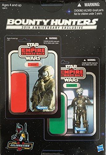 Buy Best Star Wars 2010 Vintage Collection Celebration V Exclusive Action Figure 2pack 4lom Zuckuss Uajsjskkajsa