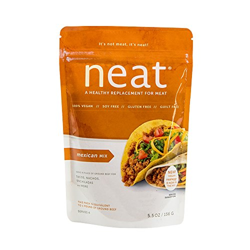 Neat, Whole Food Plant-Based Vegan Mexican Mix, 5.5 oz