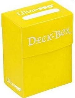 Asmodee - 82476 - Accessoire de jeu de cartes à jouer et à collectionner - Boîte de Rangement pour 75 Cartes Protégées - J...