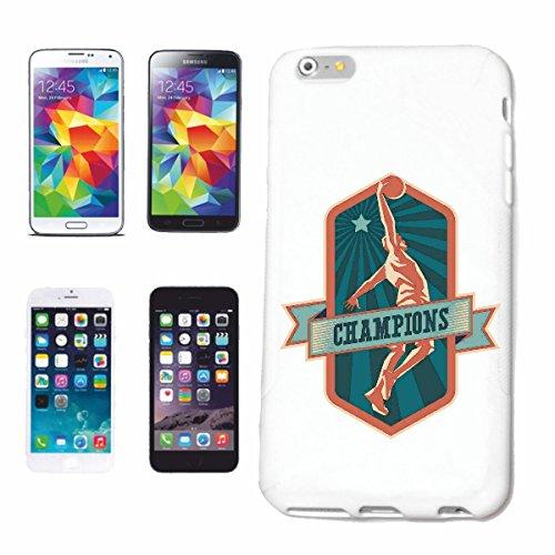 Reifen-Markt Hard Cover - Funda para teléfono móvil Compatible con Samsung Galaxy S4 i9500 Equipo de Baloncesto Club Baloncesto Jugador de básquet Jugador