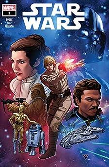 Star Wars (2020-) #1 by [Charles Soule, R. B. Silva, Jesus Saiz]