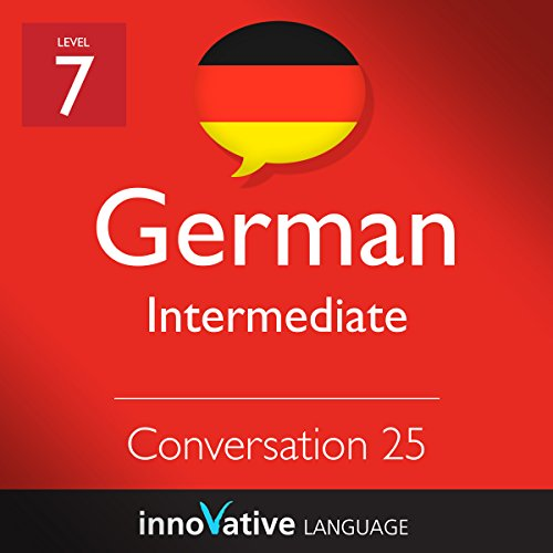 Intermediate Conversation #25, Volume 2 (German) cover art