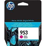 HP 953 Magenta Original Druckerpatrone für HP Officejet Pro 7720, 7730, 7740, 8210, 8710, 8715, 8720, 8725, 8730, 8740