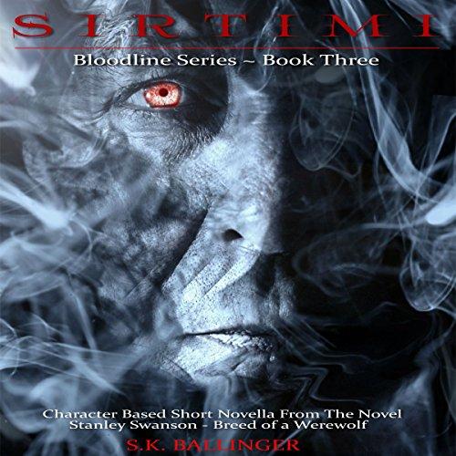 Sirtimi audiobook cover art