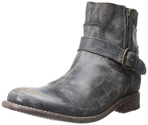 BED STU Women's Becca Boot, Black Lux, 7.5 M US