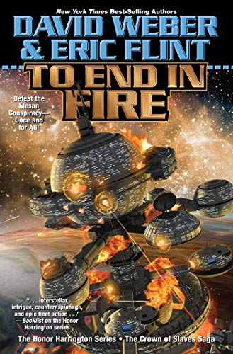 To End in Fire (4) (Crown of Slaves)