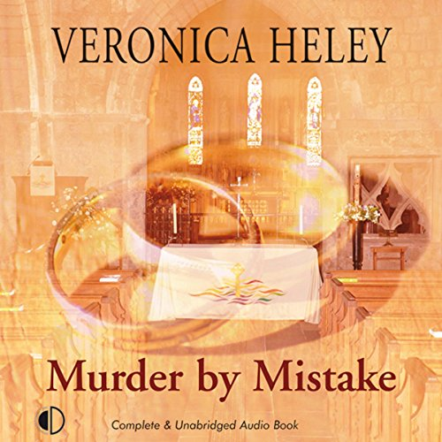 Murder by Mistake audiobook cover art