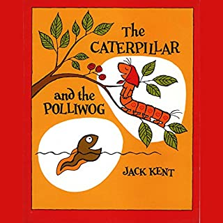 Caterpillar & the Polliwog audiobook cover art