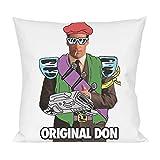 Original Don - Major Lazer Pillow