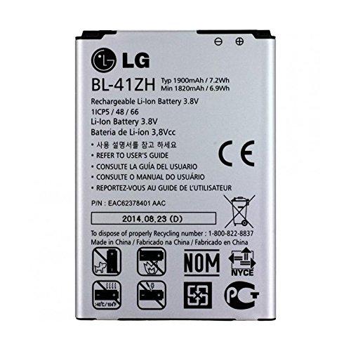 Batteria LG BL-41ZH Optimus L Fine D290 D295 L50 Originale bulk