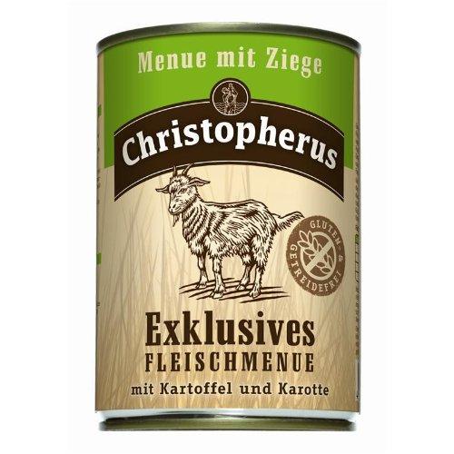 Allco | Christopherus Menü mit Ziege | 6 x 400 g